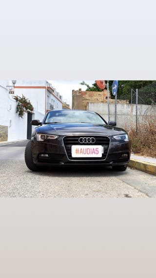 audi a5 coupe 2013