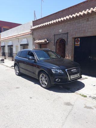 Audi Q5 2010 s line quatrro motion 177cv
