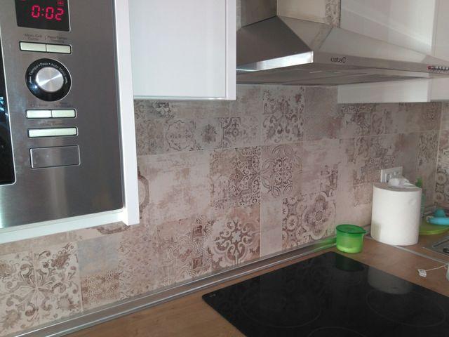 Azulejo Hidráulico original - diseño - cocina