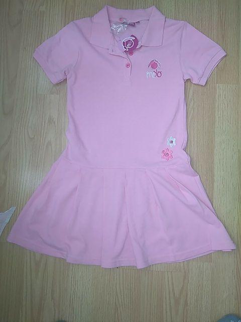 Vestido tenis talla 10