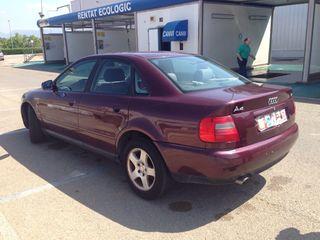 Audi A4 1.8 gasolina año 1998.