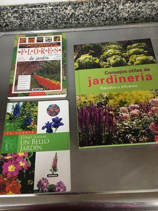 Pack libros de jardinería