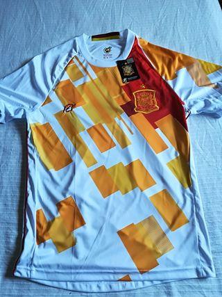 camiseta seleccion española