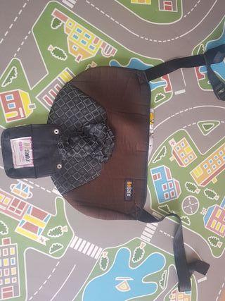 cinturón de embarazada para coche.