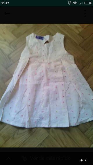 vestido 12 meses