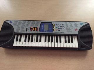 Organo digital Casio