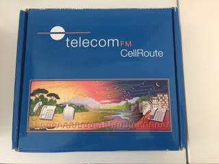 ENLACE MOVIL TELECOM FM CELLROUTE GSM
