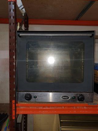 horno hostelería