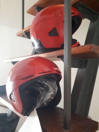 cascos de esquí infantil