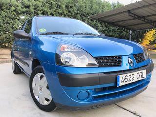 Renault Clio 1.2 gasolina 75cv