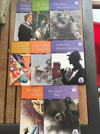 Libros inglés Burlington
