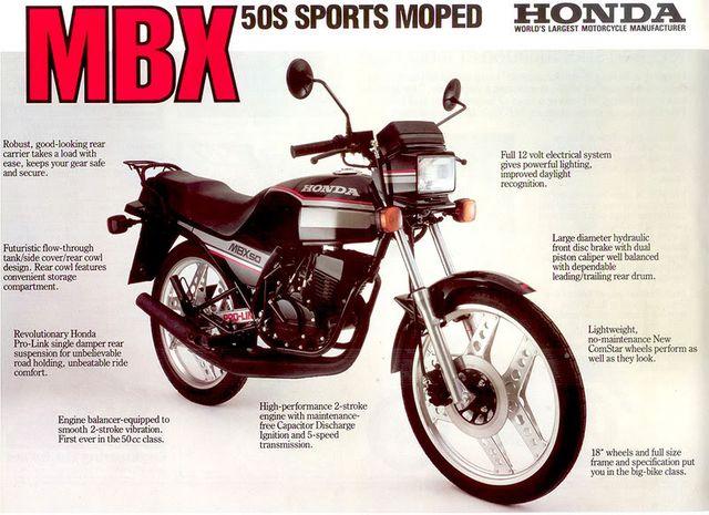 Honda MBX 50 I521931299
