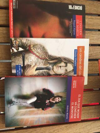 Libros de lectura ed Bromera.