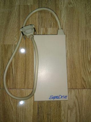 Disquetera externa Amiga 500 600 1200
