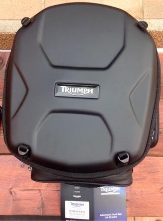 Bolsa deposito Triumph Tiger 800