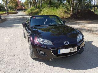 Mazda MX-5 impecable. Full option. Sólo 34.000 km