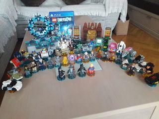 Lego Dimensiones Ps4