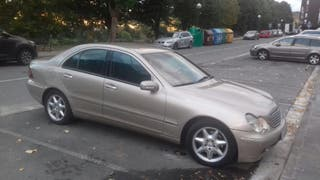 Mercedes-benz Clase C270 cdi Elegance 2002
