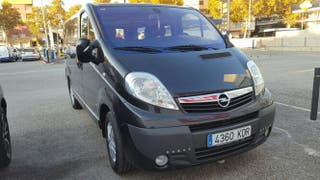 Opel Vivaro Life Wesfalia