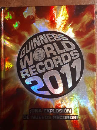 Libro Guinnes World Records 2011