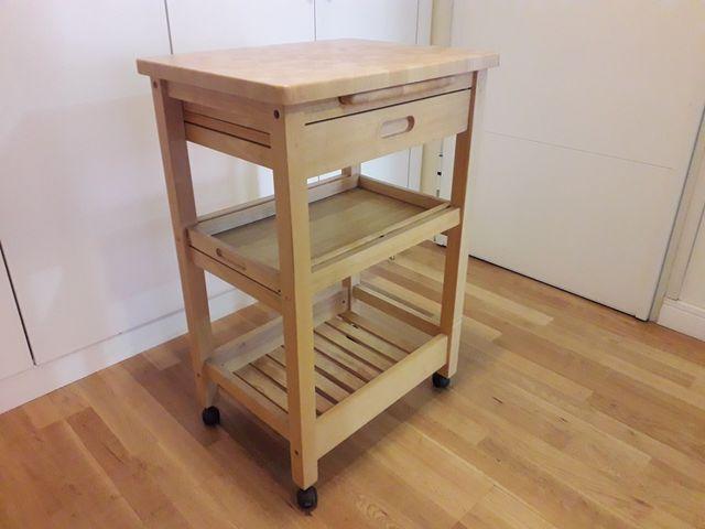 Mueble auxiliar cocina de segunda mano por 30 € en Encinar de Los ...