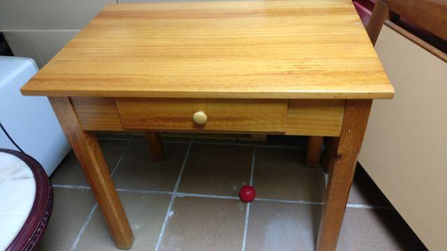 Mesa cocina madera de segunda mano por 110 € en Es Pont d\'inca en ...