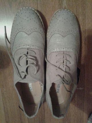 unused shoes