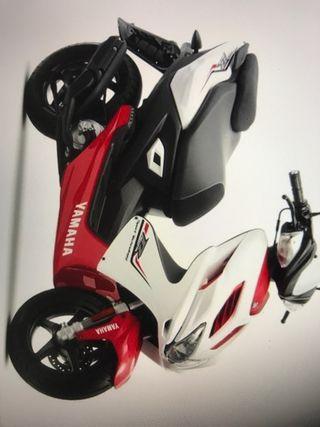 Scooter. Yamaha Aerox