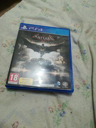 Batman knight para ps4