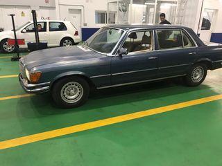 mercedes-benz w116 1980