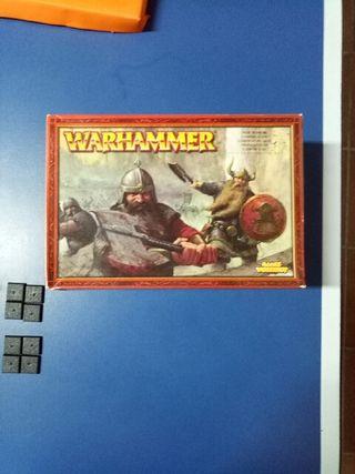 warhammer enanos barbaslargas