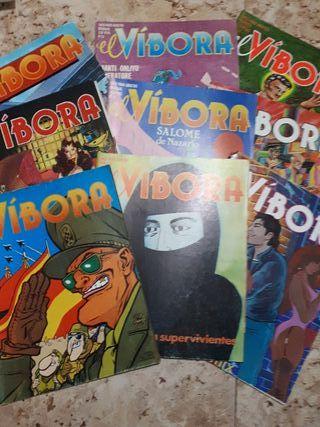 Cómics El Vibora