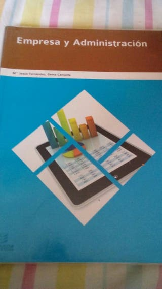 libro de Empresa y Administracion