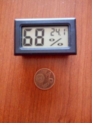 termometro hidrometro