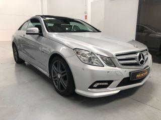 Mercedes-benz Clase E350 AMG 2012