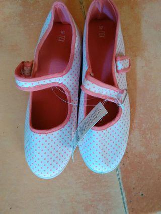 Zapatillas chica o niña