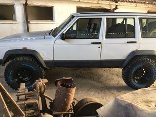 jeep cherokee xj 40 renix 1990