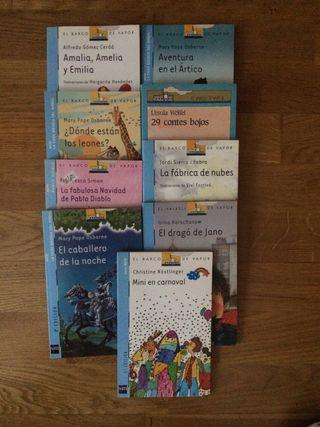 Libros entretenimiento para NIÑOS 7-10