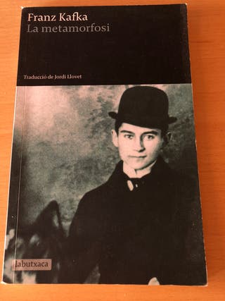 La metamorfosi- Franz Kafka