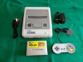 Super Nintendo + juego a elegir