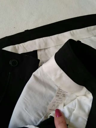 Pantalon hombre vestir