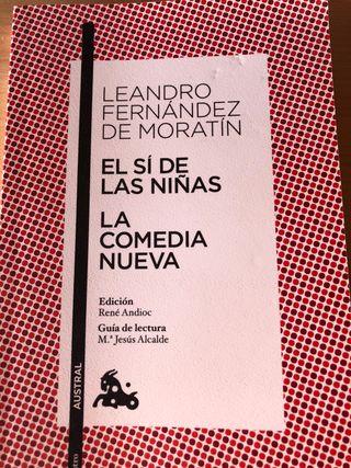 El sí de las niñas / La comedia nueva -Leandro fdz