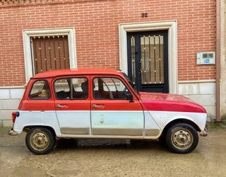 Renault 4 l gtl clan 1990