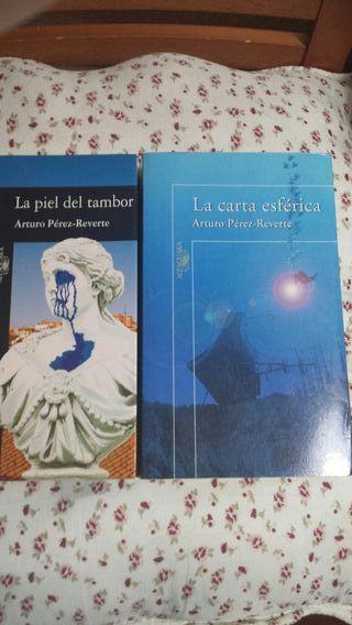 A. Pérez Reverte.