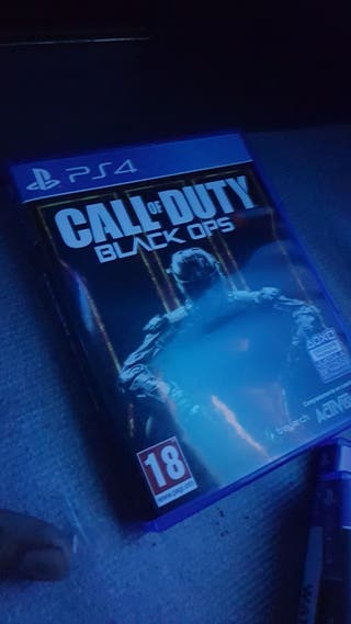 juego de ps4 call of dutty black ops