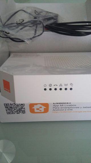 Router livebox 2.1 de orange