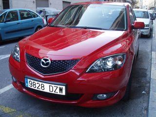 Mazda 3 1.6 CRTD SPORTIVE
