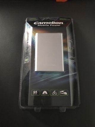 Bateria externa 2600 mAh