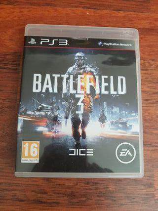 battlefield 3 ps3 precio negociable