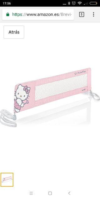 barrera cama